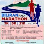 Biliran Half Marathon 2017 3/5/21K (Biliran)
