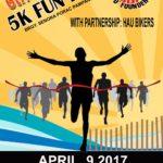 Cobra 5K Fun Run 2017 (Pampanga)