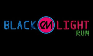 Color Manila Blacklight Run 2017
