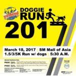 Pet Express Doggie Run 2017 1.5/3/5K (MOA)