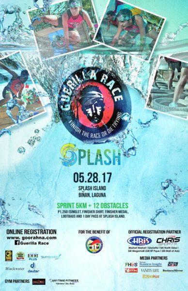 Guerilla Race 2017 Poster