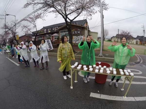Gyeongju Cherry Blossom Marathon 03