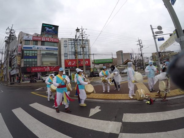 Gyeongju Cherry Blossom Marathon 04