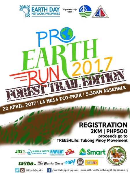 PRO Earth Run 2017 Forest Trail Edition