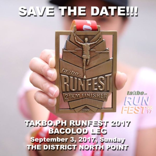 Takbo.ph RunFest 2017 Bacolod Leg
