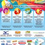AffiniTea Brown Race Marathon 2017 Visayas Leg 3/5/10/16K (Cebu)