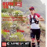 Compressport Forest Run 2017 6/12/21/42K (QC)