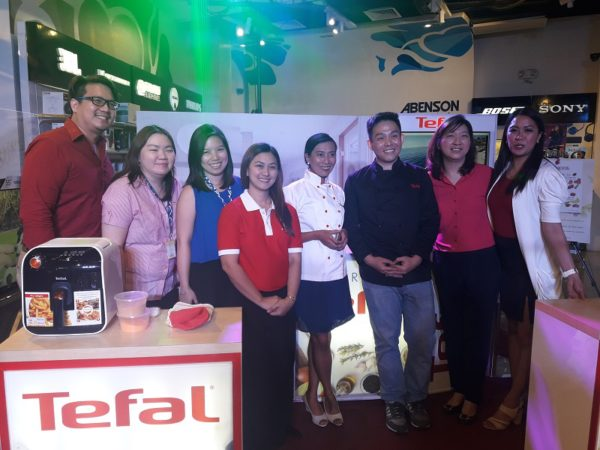 Experience Tefal Appliances Event
