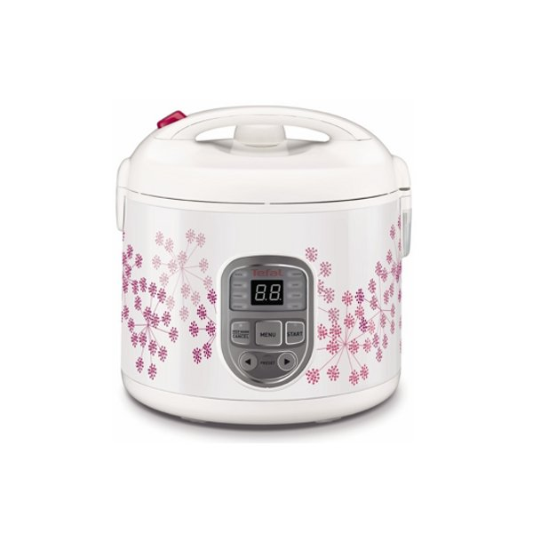 Experience Tefal Appliances - Micocomputer Rice Cooker