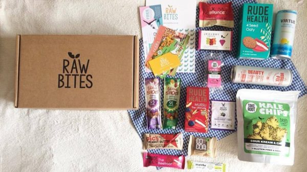 Raw Bites Premium Box