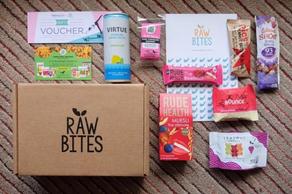Raw Bites Trial Box