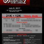 Soleus Cross Country Challenge 2 2017 12/21K (Rizal)
