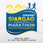 First Siargao International Marathon 21K/42K (Surigao del Norte)