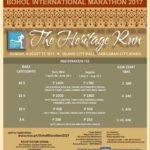 Bohol International Marathon 2017 5/10/21/42K (Bohol)