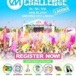 CM Challenge Laguna 2017 3/5/10K (Laguna)