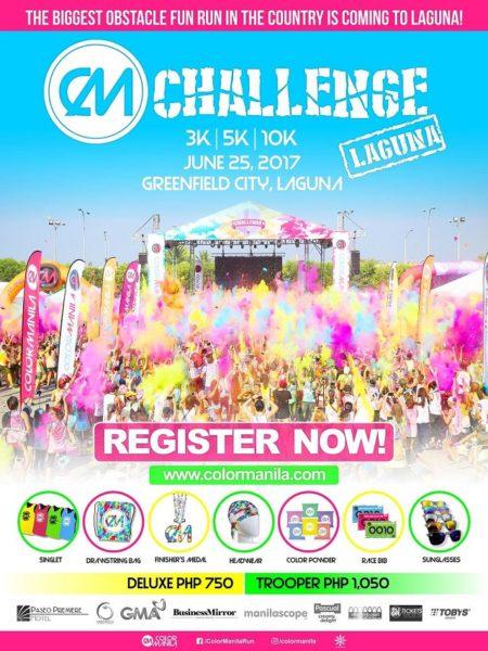 CM Challenge Laguna 2017