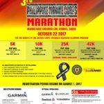 3rd Philippine Marine Corps Marathon 2017 5/10/25/42K (Cavite)
