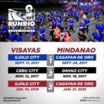 RunRio Trilogy 2017 Visayas and Mindanao Legs