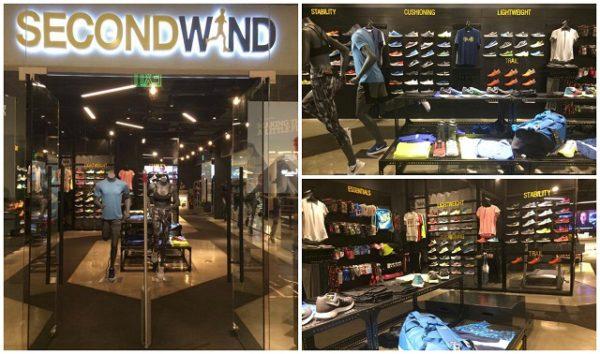 Secondwind Running Store Pasig