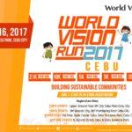 World Vision Run 2017 3/5/10/21K (Cebu)
