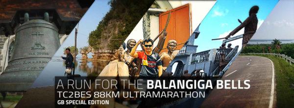 A Run for the Balangiga Bells 2018 Poster