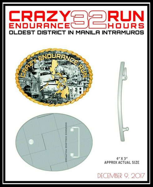 Crazy 24 Hours And 32 Hours Endurance Run 2017 32H Buckle