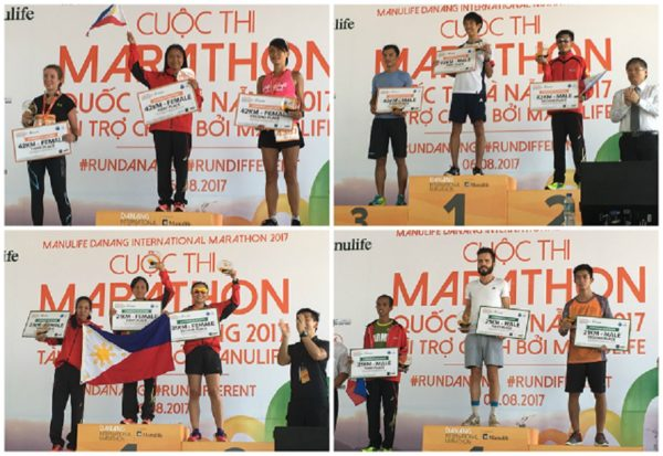 Da Nang International Marathon 2017
