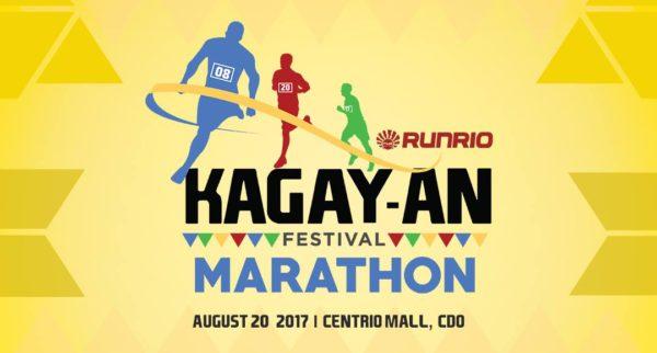 Kagay-an Festival Marathon 2017 Poster