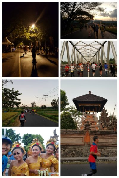 Bali Marathon Route 01