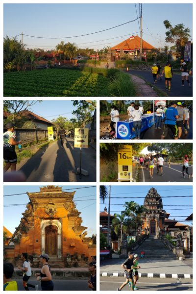 Bali Marathon Route 02
