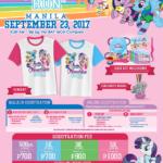 My Little Pony Friendship Run Manila 2017 500m/1/3/5K (MOA)