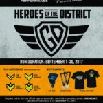Skechers GORUN.PH Heroes of the District