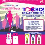 Takbo! Breast Friends 2017 3/5/10K (Pasig)