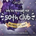 Anytime Fitness opens 50th branch in Glorietta 5