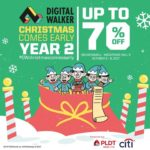 The Christmas Shopping You Should Not Miss with Digital Walker