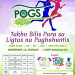 POGS Color Run 2017 200m/1/3/5/10K (Camp Aguinaldo)