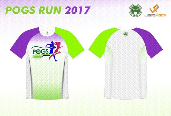 POGS Color Run 2017 Shirt