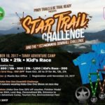 Star Trail Challenge 2017 8/12/21K (Tanay)