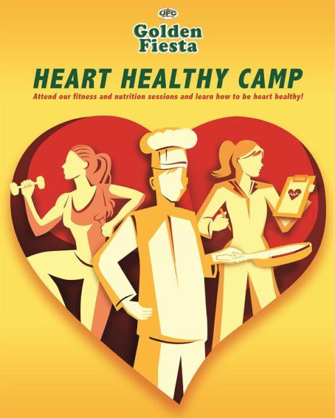 1 - Golden Fiesta Heart Healthy Camp