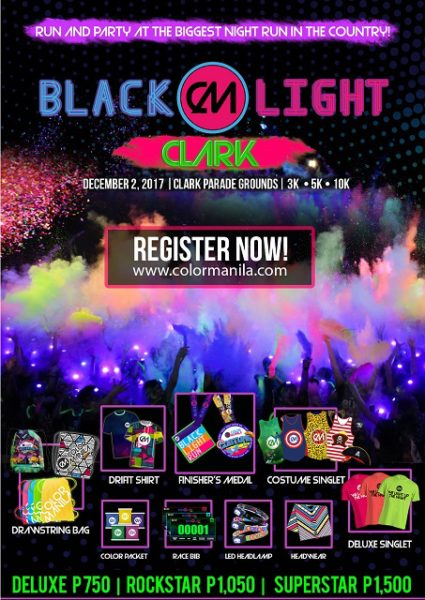 CM Blacklight 2017 Clark Leg