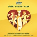 Golden Fiesta Heart Healthy Camp BGC