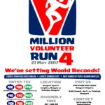 Million Volunteer Run 4 PRC Benguet Leg 2017 3/5/21K (Benguet)