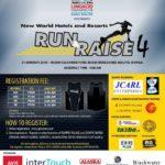 Run and Raise 2018 3/5/10/16K (Manila)
