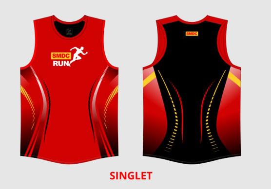 SMDC Run 2018 Singlet