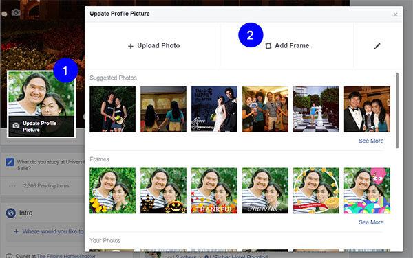 TPH 20 Miler Facebook Frame Profile 01
