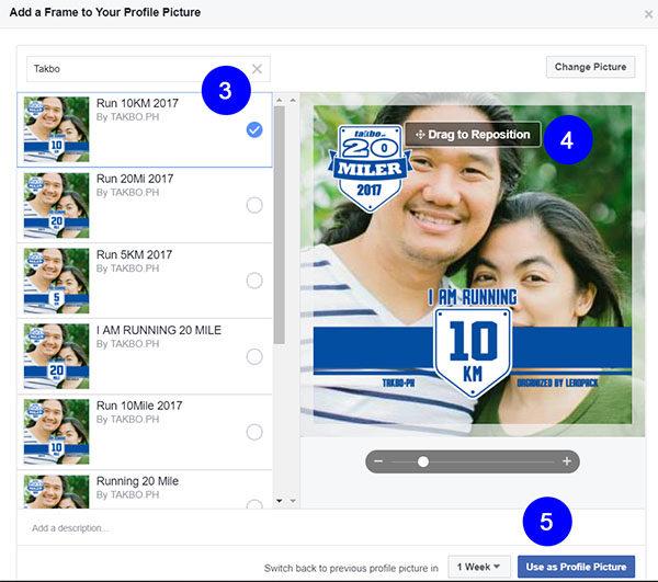 TPH 20 Miler Facebook Frame Profile 02