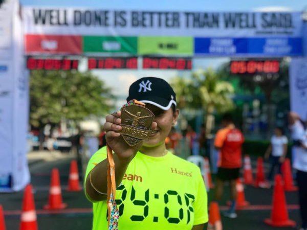 Takbo.ph 20 Miler 2017 Results