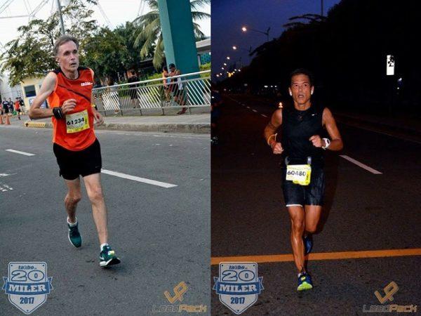 Takbo.ph 20 Miler 2017 Runners