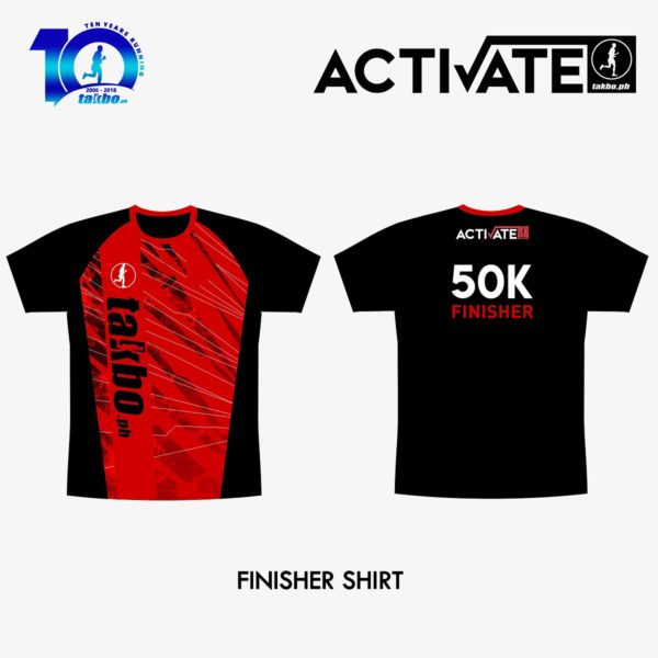 Activate 2018 Finisher Shirt R2