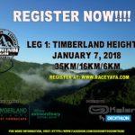 Rough and Tough Mountain Run Leg 1 6/16/35K (San Mateo, Rizal)